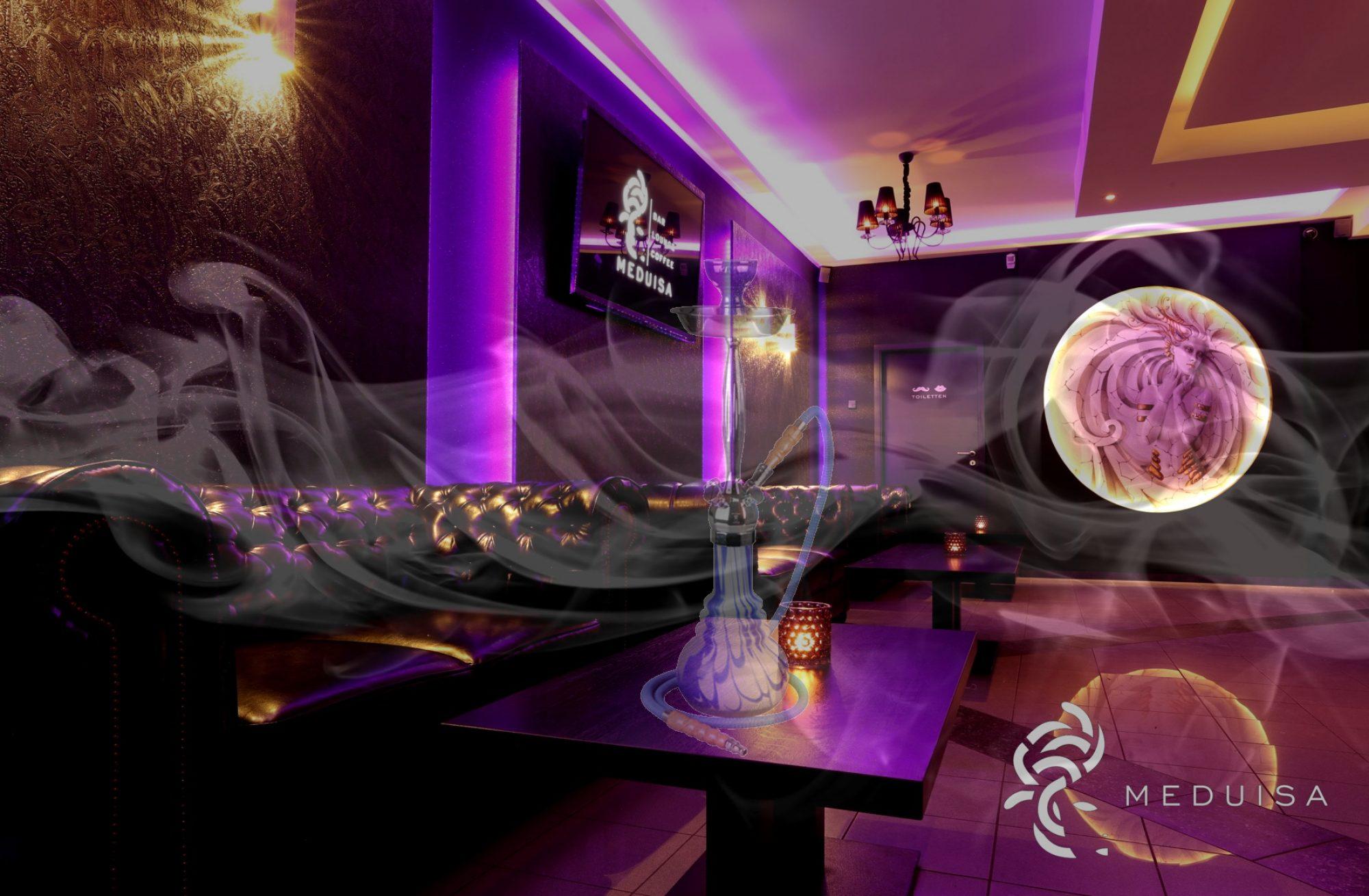 meduisa shisha lounge langstr 39 41 in 63075 offenbach am main. Black Bedroom Furniture Sets. Home Design Ideas